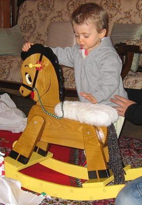 Rocking Horse Patterns